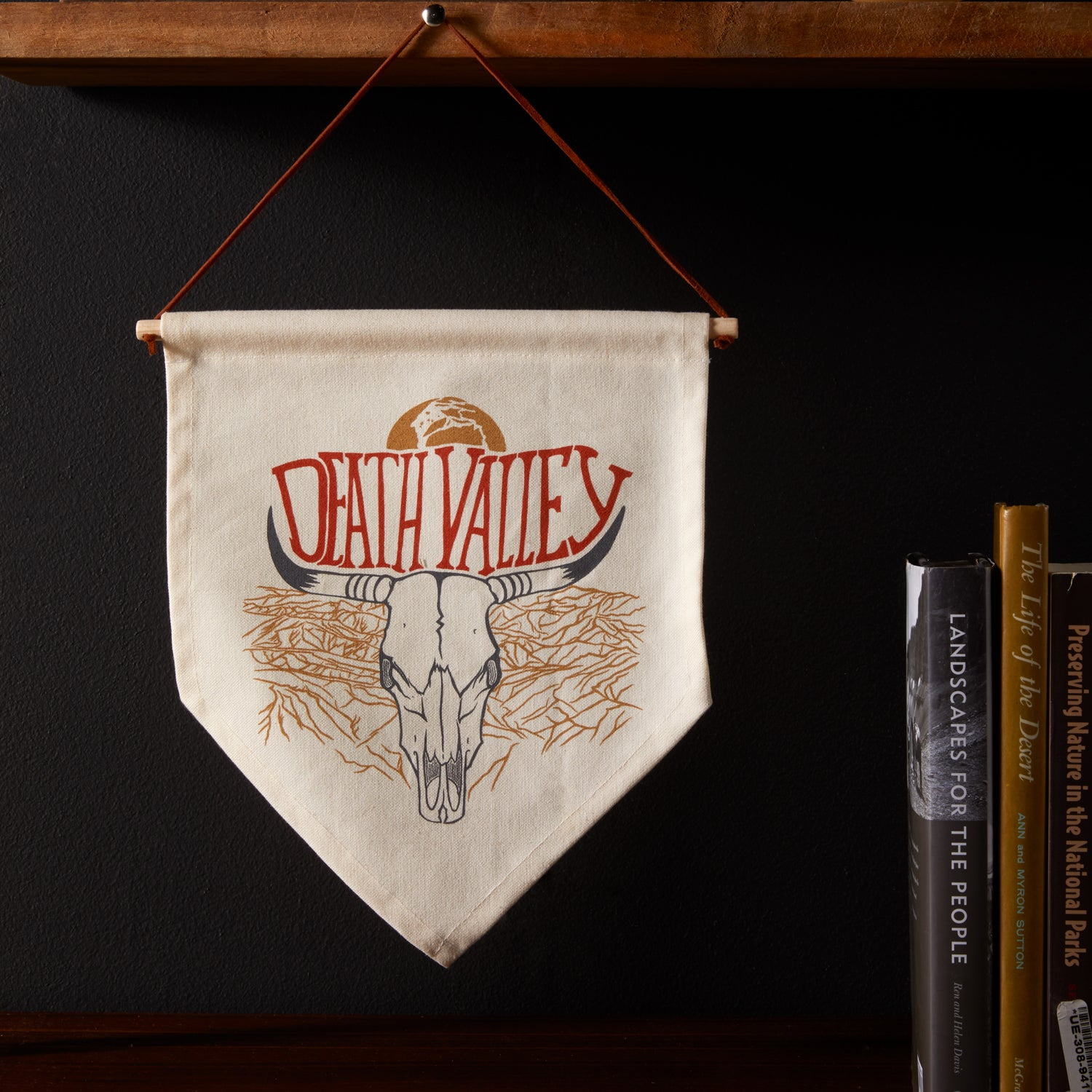 Death Valley Pennant | Parks Project | National Park Home Goods