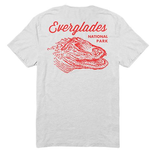 Everglades Gator Pocket Tee | Parks Project | National Parks T Shirt
