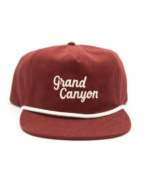 Grand Canyon Throwback Cord Hat | Parks Project | National Parks Hats