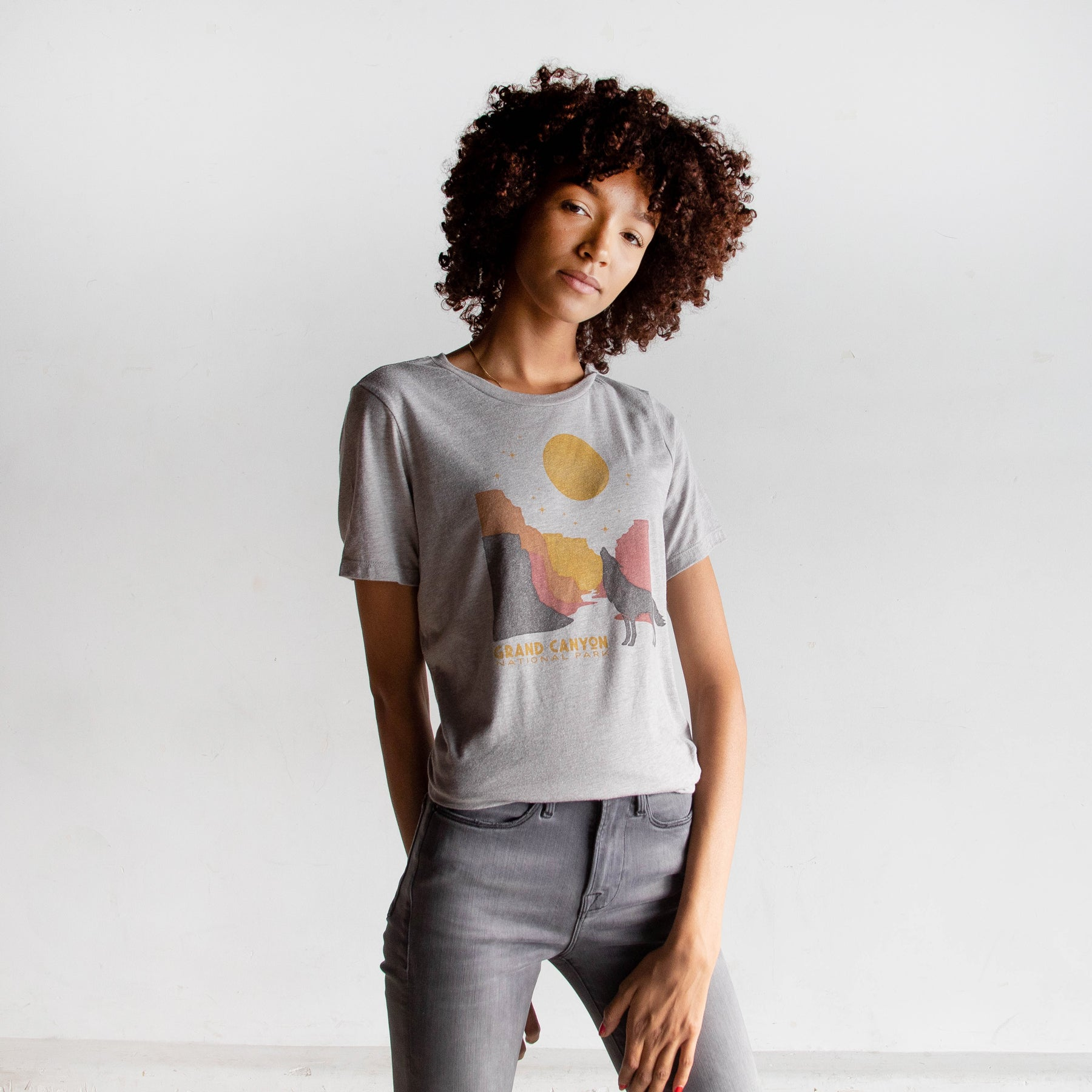 Grand Canyon Howlin' Women's Tee