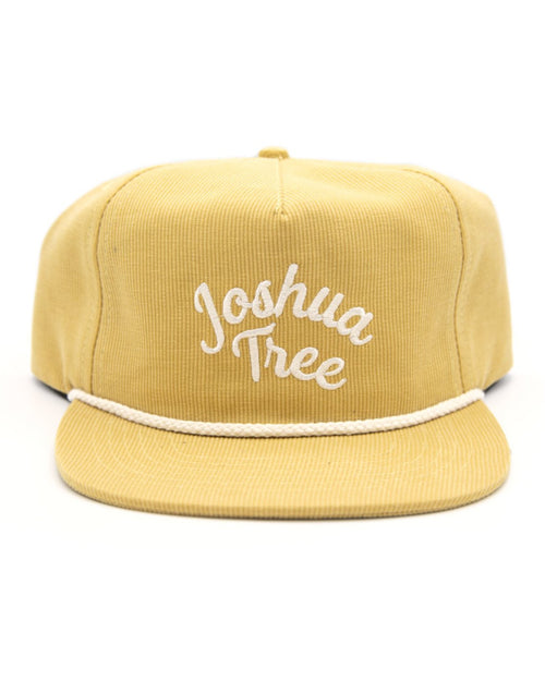 Joshua Tree Throwback Cord Hat | Parks Project | National Parks Hats