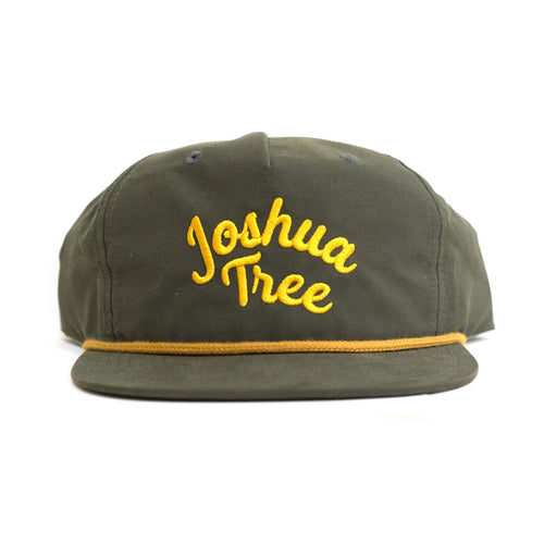 Joshua Tree Throwback Hat