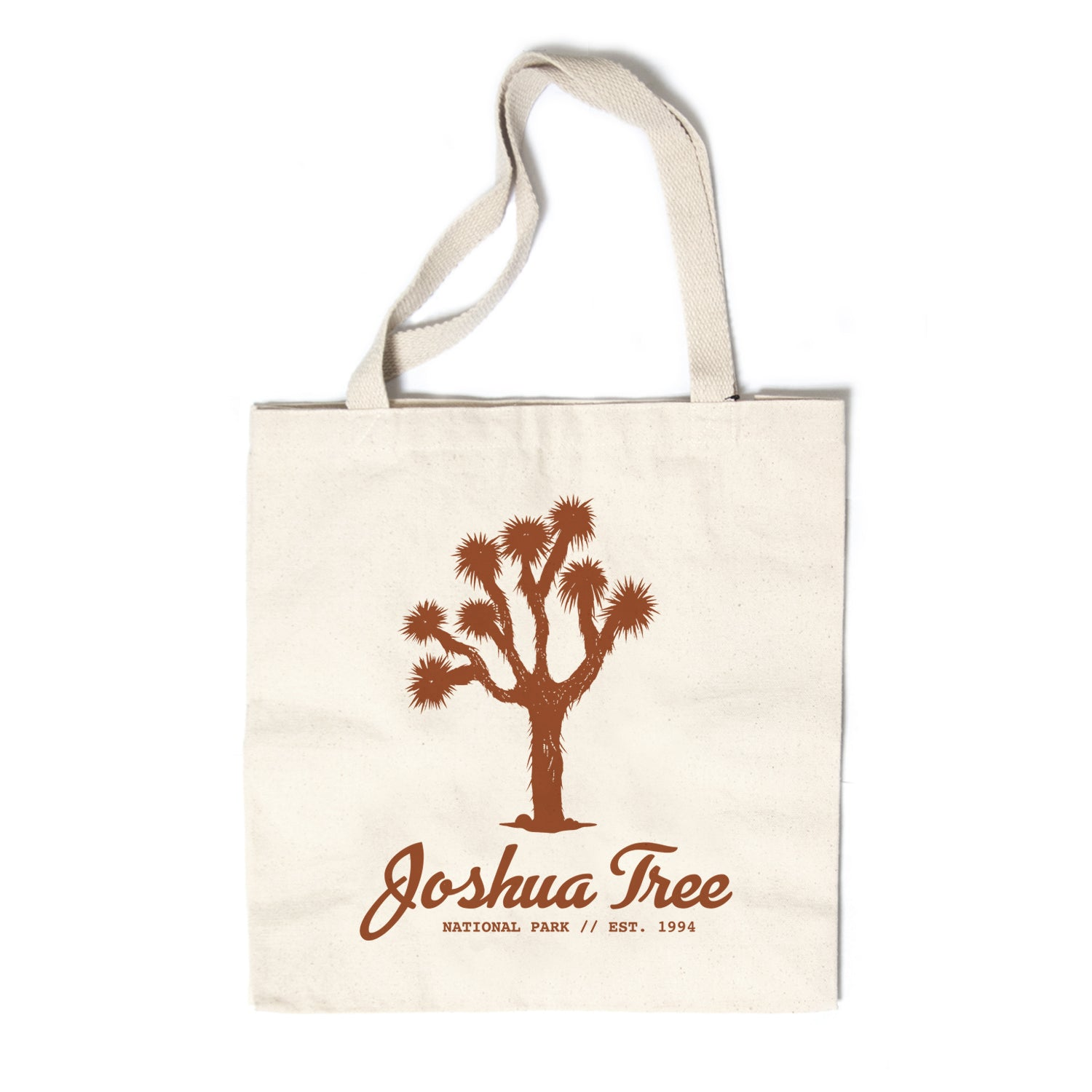 Joshua Tree Icon Canvas Tote | Parks Project | National Park Tote