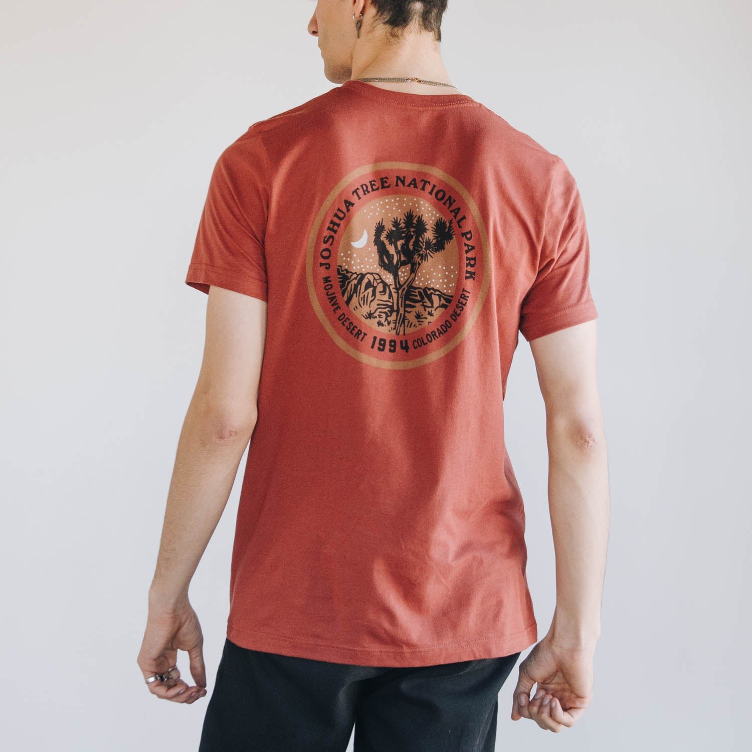 Joshua Tree Stamped Tee