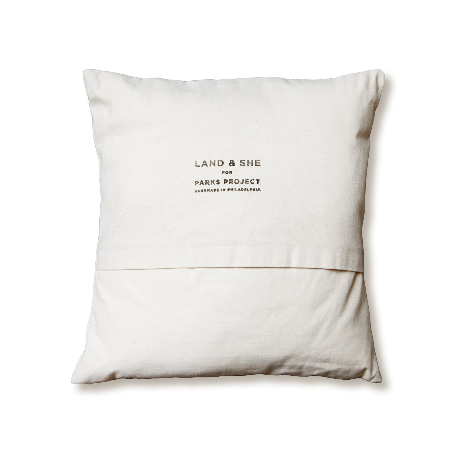 Parks Project x Land & She Yosemite Pillow