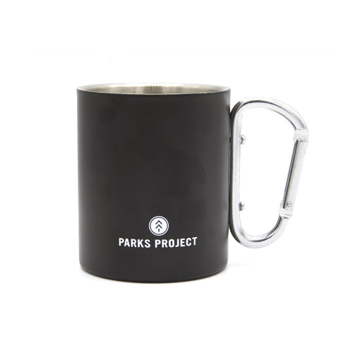 Leave it Better Carabiner Mug | Parks Project | National Park Gifts