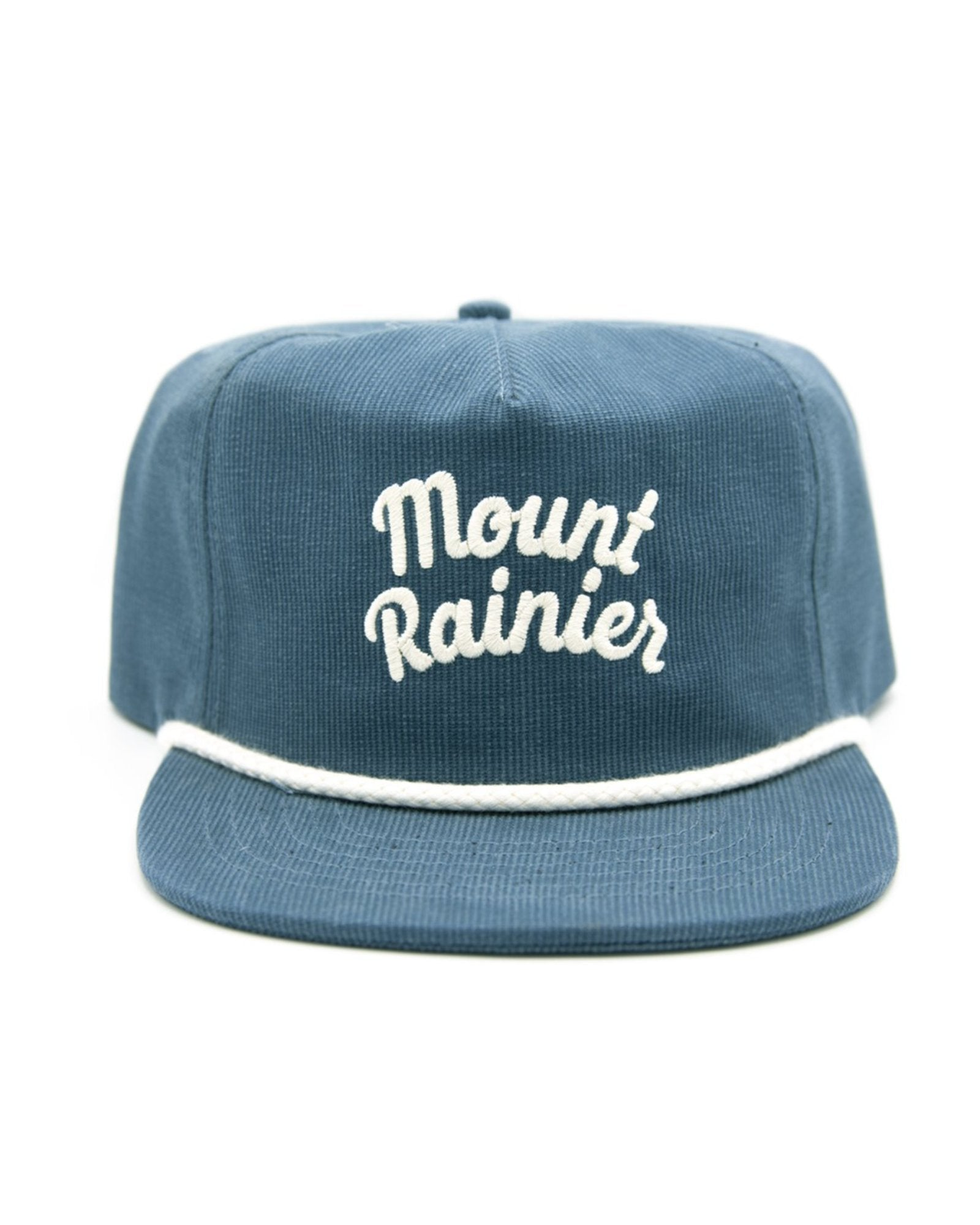 Mount Rainier Throwback Cord Hat | Parks Project | National Parks Hats