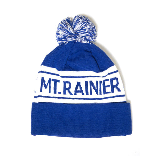 Mount Rainier Pom Beanie | Parks Project | National Park Beanies