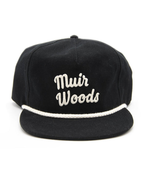 Muir Woods Throwback Cord Hat | Parks Project | National Parks Hats