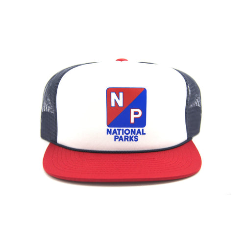 NP Emblem Trucker Hat | Parks Project | National Parks Hats