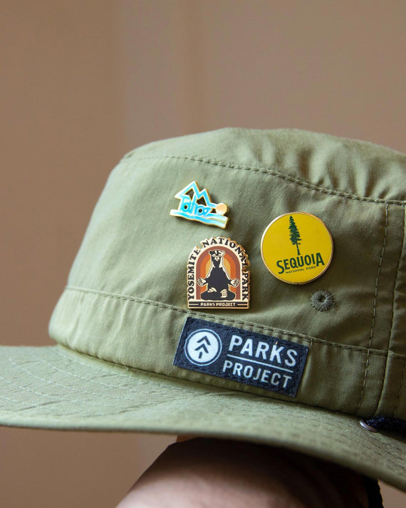 Sequoia Icon Pin | Parks Project | National Park Pins