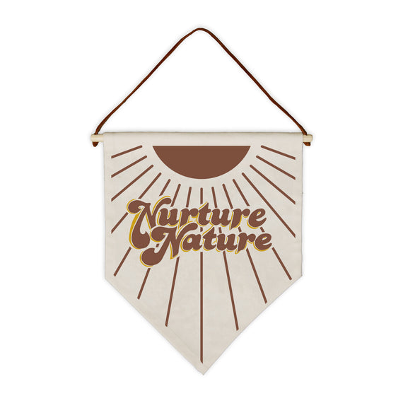 Nurture Nature Pennant | Parks Project | National Park Home Goods