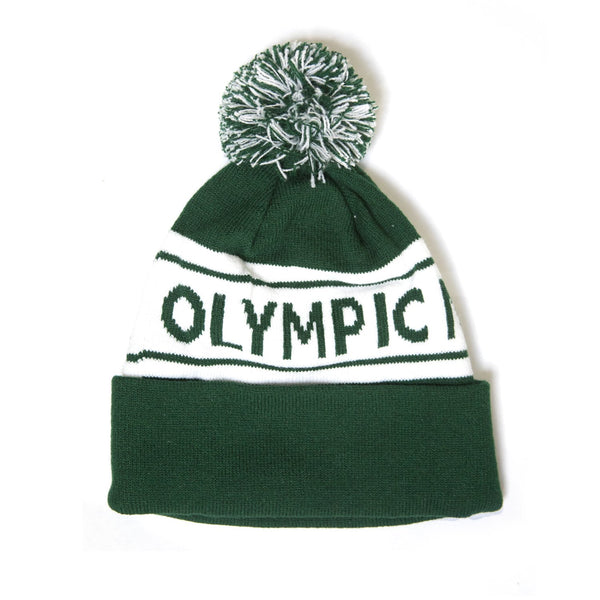 Olympic National Park Pom Beanie | Parks Project | Vintage National Park Hat