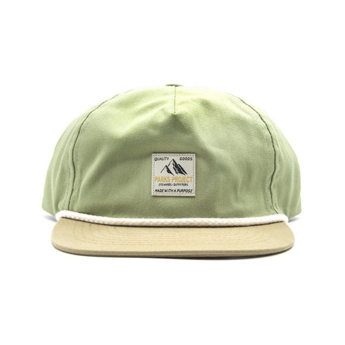 Quality Goods Hat | Parks Project | National Parks Gift Shop