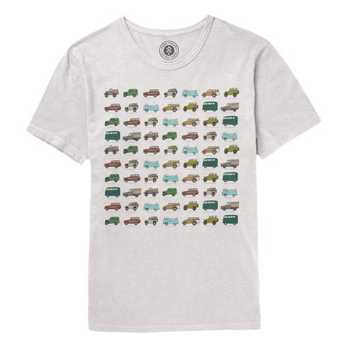 Rad Trucks Tee | Parks Project | National Parks T-Shirt