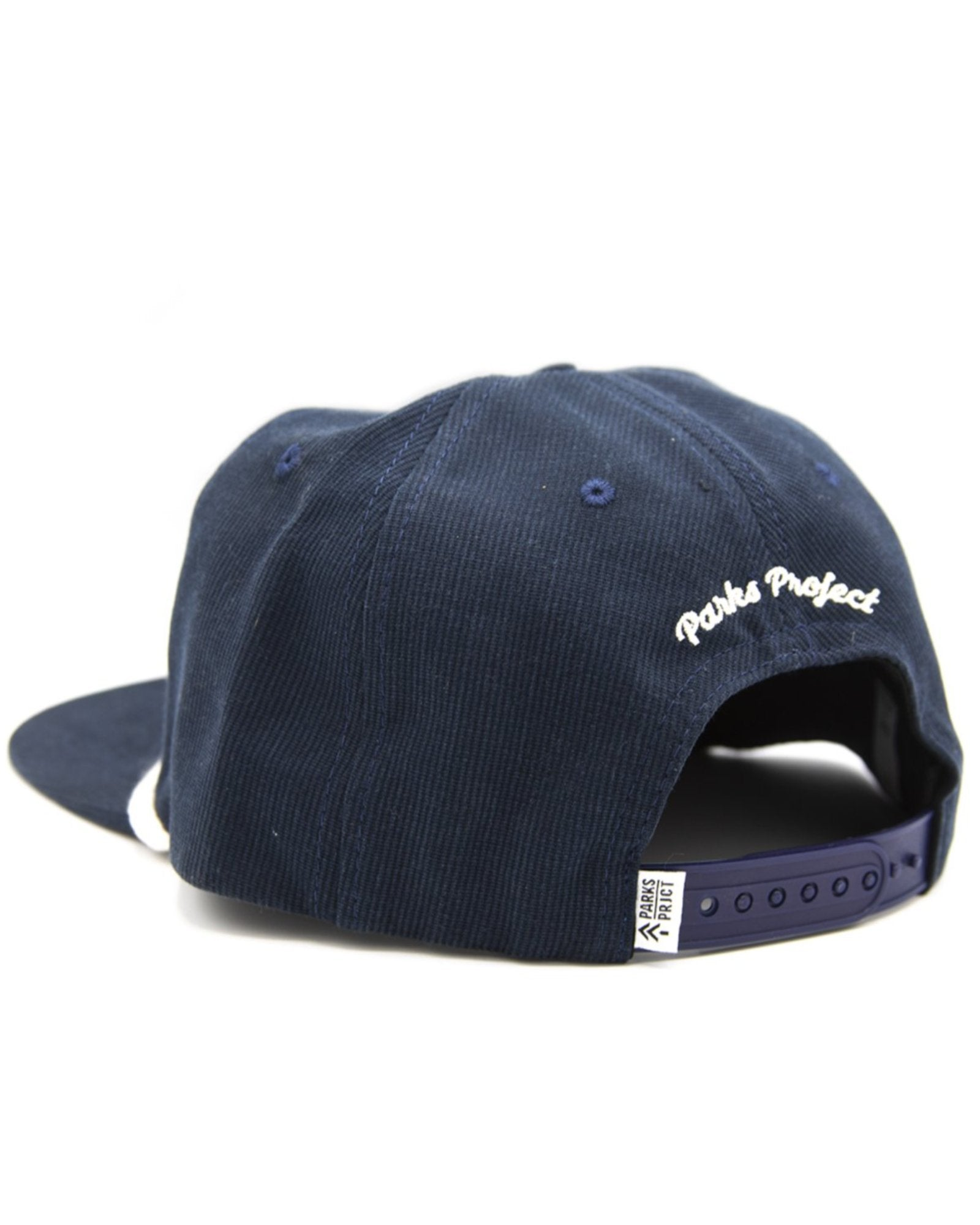 Rocky Mountain Throwback Cord Hat
