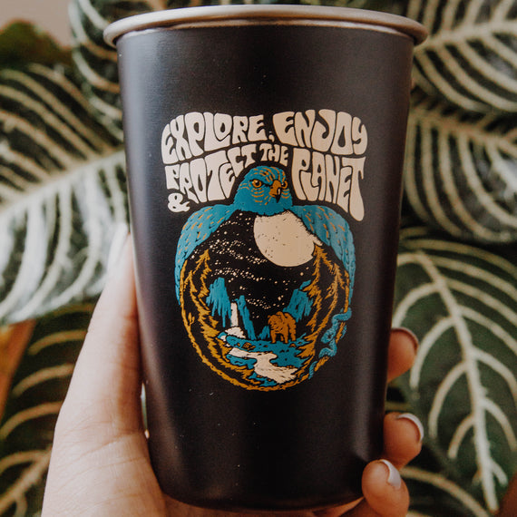 Sierra Club Pint Cup | Parks Project | National Park Gifts