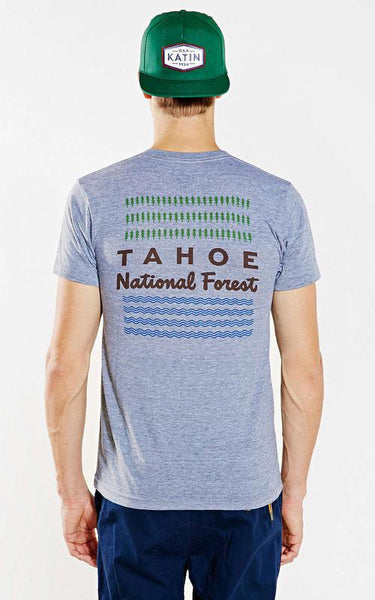 Tahoe National Forest Tee | Parks Project | National Parks Tee