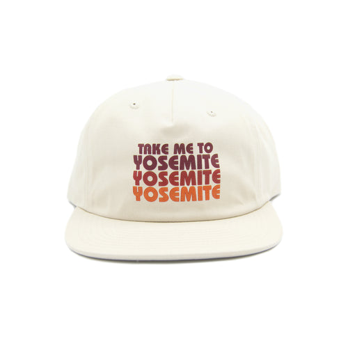 Take Me To Yosemite Hat | Parks Project | National Parks Gift Shop