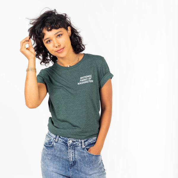 Washington All National Parks Tee | Parks Project | National Parks Shirts
