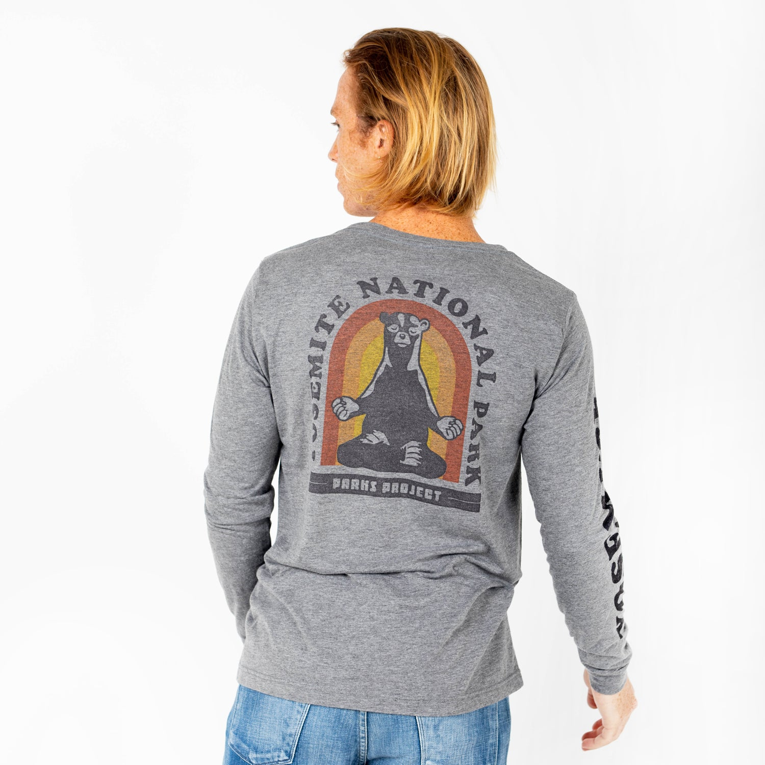 Yosemite Chill Out Long Sleeve Tee