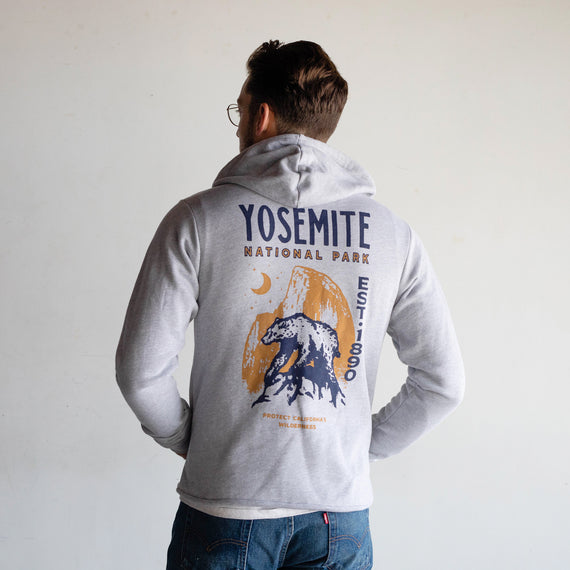 Yosemite Protector Zip Hoodie | Parks Project | National Parks Apparel