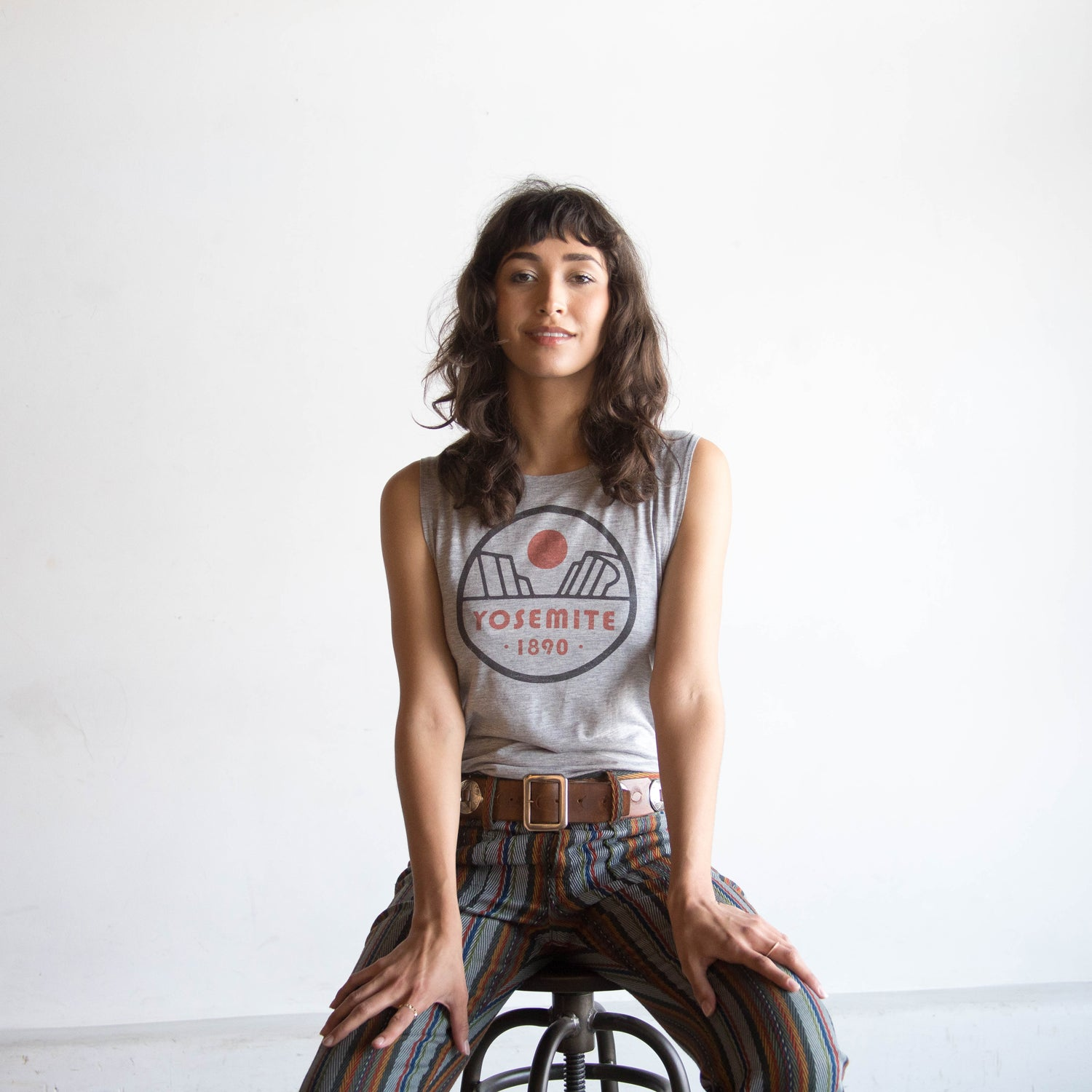 Yosemite SKR SKR Sleeveless Tank | Parks Project | National Parks Apparel