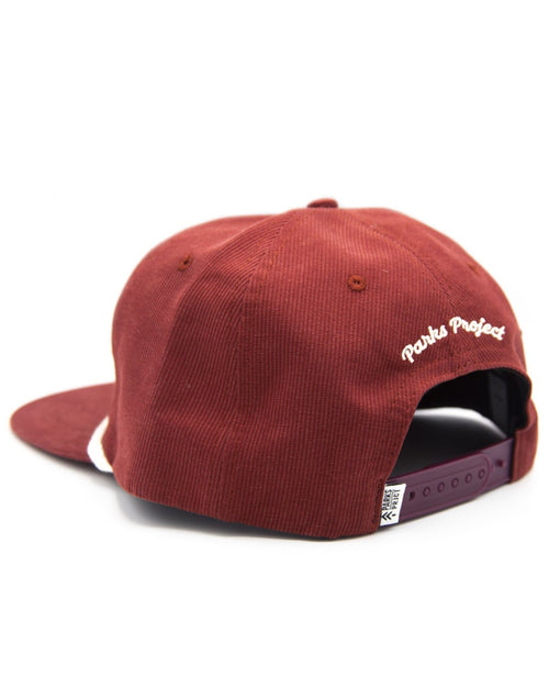Zion Throwback Cord Hat | Parks Project | National Parks Hats