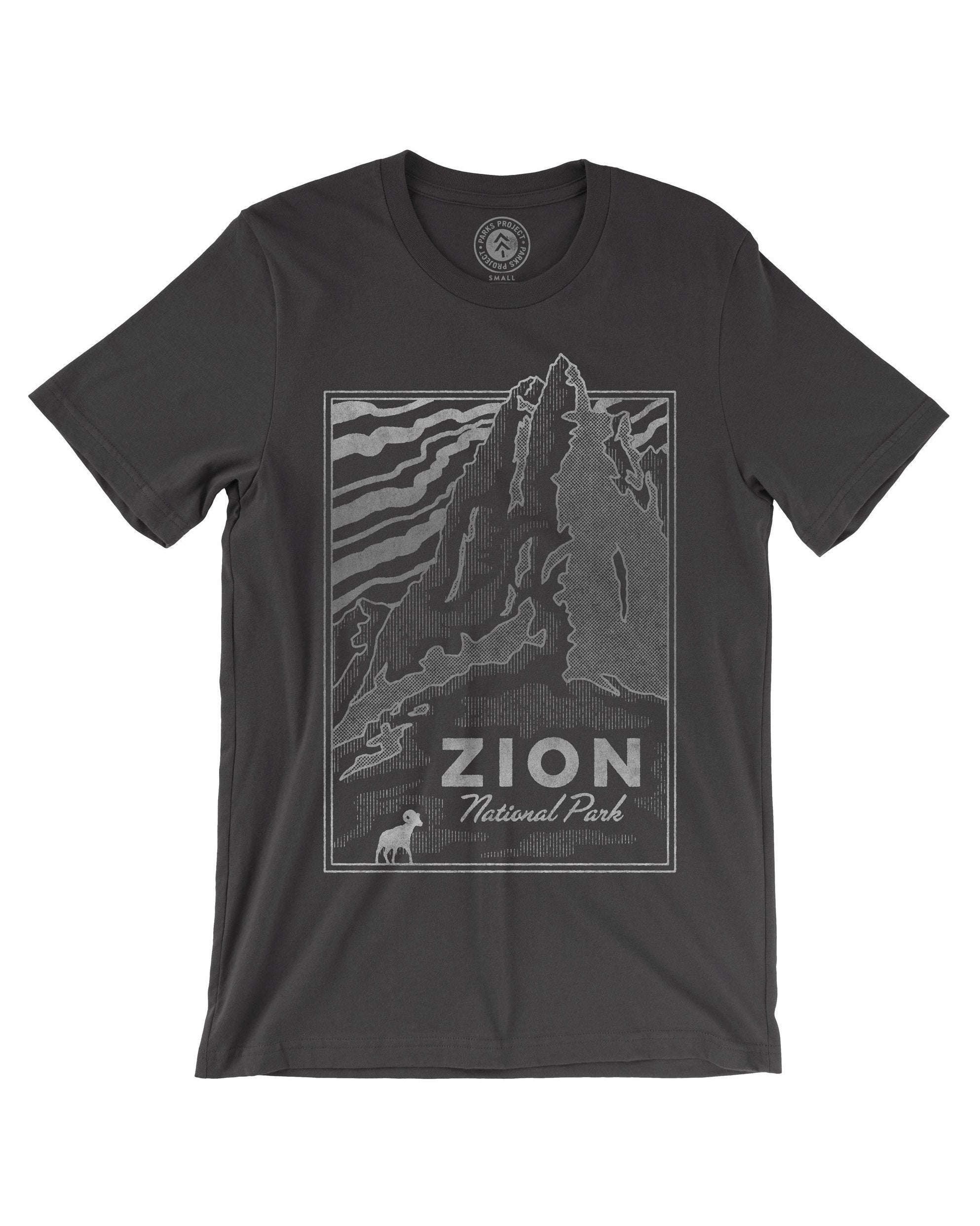 Zion National Park Peak Tee | Parks Project | National Parks Apparel