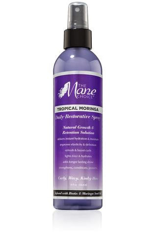 The Mane Choice - Tropical Moringa Daily Restorative Spray 8oz