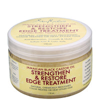 Shea Moisture Jamaican Black Castor Oil Strengthen & Restore Edge Treatment 4oz