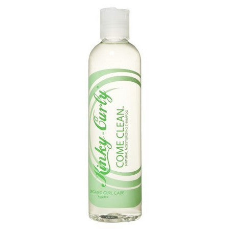 Kinky-Curly Come Clean Moisturizing Shampoo 8oz