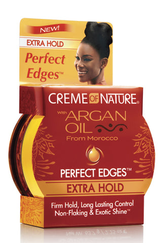 Creme of Nature Argan Oil Perfect Edges - Extra Hold 2.25oz