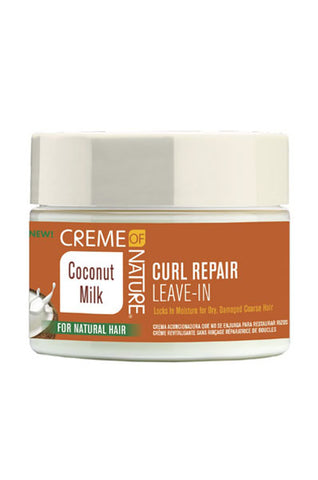 Creme of Nature Coconut Milk Curl Repair Leave-In 11.5oz