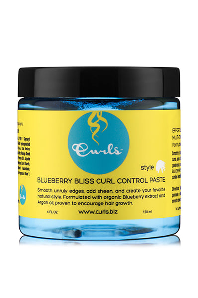 Curls Blueberry Bliss CURL Control Paste 4oz