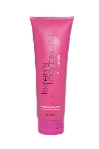 Karen's Body Beautiful Luscious Locks Hair Mask 8oz