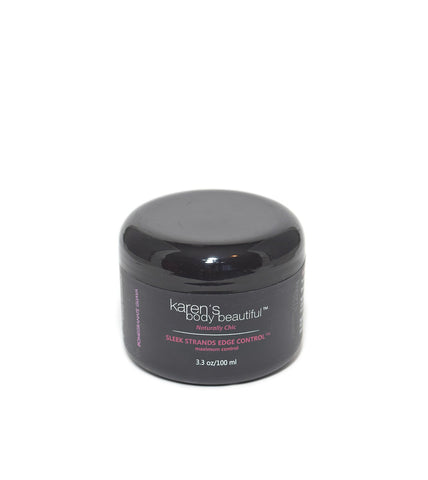 Karen's Body Beautiful Sleek Strands Edge Control (Lavender Vanilla) 3.3oz