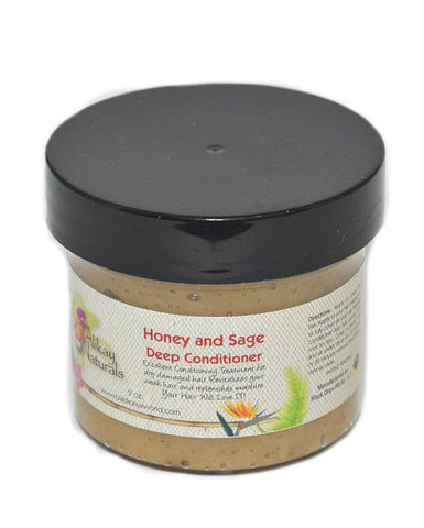 Alikay Naturals Honey And Sage Deep Conditioner 2oz