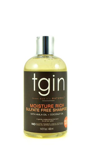TGIN Sulfate Free Shampoo For Natural Hair 14.5oz