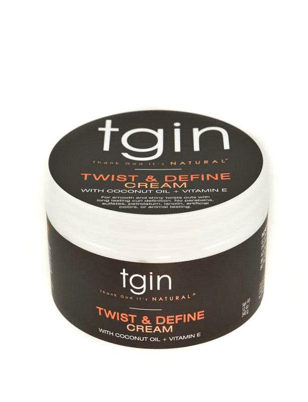 TGIN Twist and Define Creme for Natural Hair 12oz