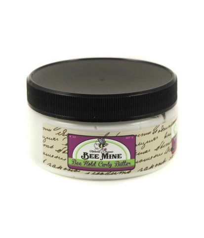 Bee Mine Bee Hold Curly Butter (Unscented) 8 oz