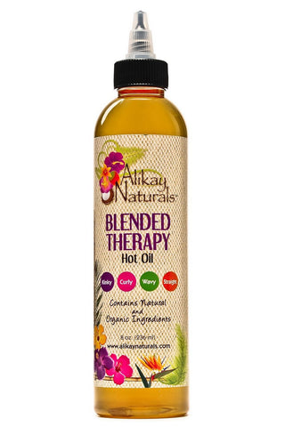 Alikay Naturals Blended Therapy Hot Oil Treatment 8oz