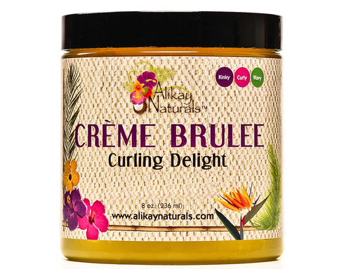 Alikay Naturals Crème Brulee Curling Delight 8oz