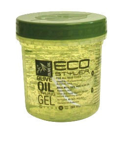 Ecostyler Professional Styling Gel with Olive Oil 8oz