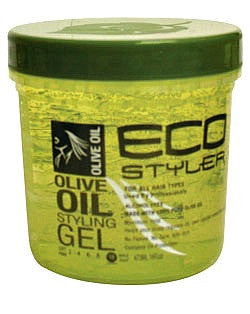 Ecostyler Professional Styling Gel with Olive Oil 16oz