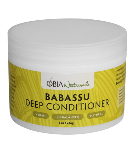 OBIA Babassu Deep Conditioner 8oz