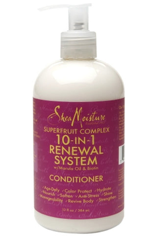 Shea Moisture Superfruit Complex 10-in-1 Renewal Conditioner 13oz