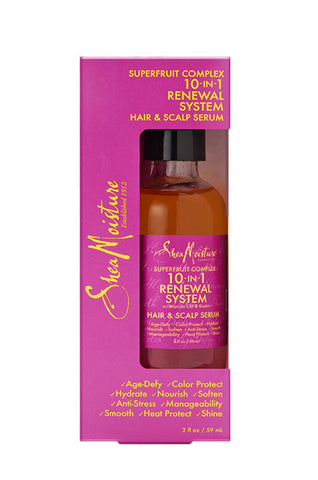 Shea Moisture Superfruit Complex 10-in-1 Serum 2oz