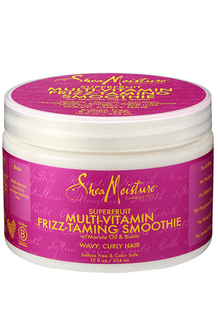 Shea Moisture Superfruit Multi-Vitamin Frizz-Taming Smoothie 12oz