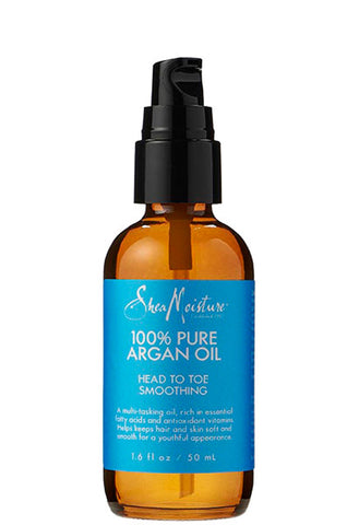 Shea Moisture 100% Pure Argan Oil 1.6oz